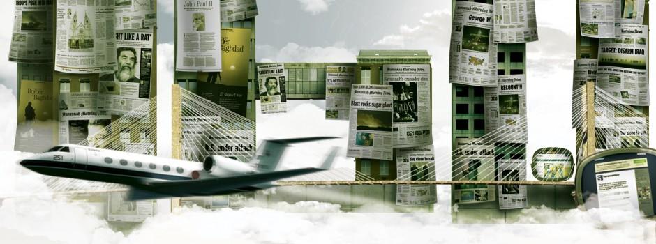 Savannah Morning News turns 160, cover 3