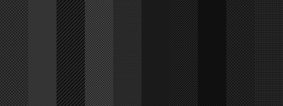 Image of FREE vector carbon fiber patterns