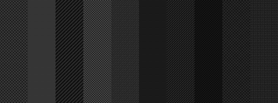 Image of FREE vector carbon fiber patterns